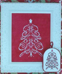 M Designs Peace Tree Ornament